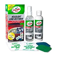 Turtle Wax Headlight Lens Restorer Kit 10.5oz