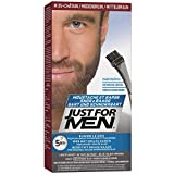 Just For Men - M35 - Moustache and Beard Facial Hair Color - Medium Brown