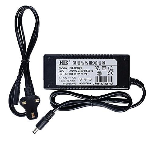 LIUYU 16.8V 2A Chargeur de batterie au lithium à trois étages Chargeur de batterie 14.4V 14.8V 14500 14650 17490 18500 18650 26500 Batterie au lithium au polymère Chargeur Interface Dc