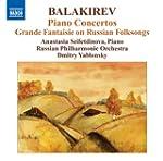 Balakirev : Concertos pour piano - Gr...