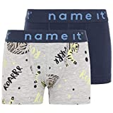 Name It NMMBOXER Baby Boys' Boxer Shorts Pack of 2