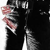 1art1 102958 Rolling Stones - Sticky Fingers Poster Leinwandbild Auf Keilrahmen 40 x 40 cm