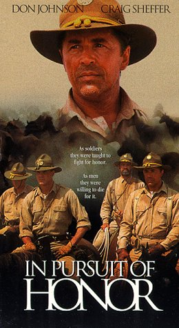 Preisvergleich Produktbild In Pursuit of Honor [VHS]