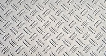 aluminium riffelblech 1000x2000x2 5 4mm duett warzenblech. Black Bedroom Furniture Sets. Home Design Ideas