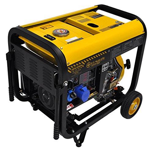 Generatore di corrente da 4,4kw - gruppo elettrogeno
