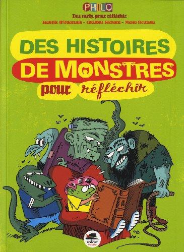 Histoires de Monstres - pour réfléchir