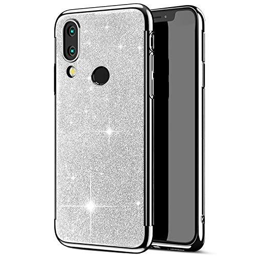 db7807ed7f0 Funda Compatible con Huawei P Smart 2019,Carcasa KunyFond Case Tres Etapas  Rubber Estructura TPU
