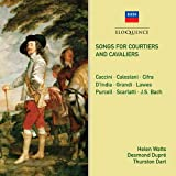 Songs For Courtiers & Cavaliers [Import allemand]