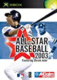 All Star Baseball 2003 featuring Derek Jeter