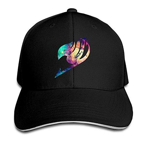 IEEFTA Fairy Tail Anime Cosplay Snapback Hats / Baseball Hats / Peaked Cap