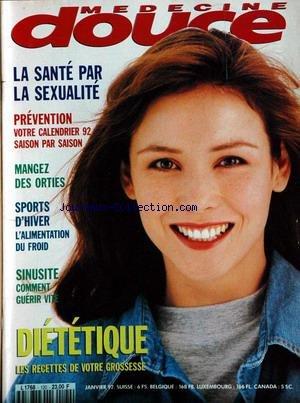 MEDECINE DOUCE [No 120] du 01/01/1992