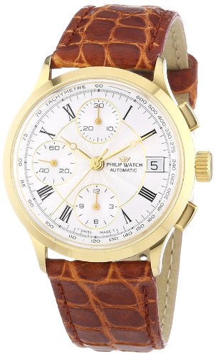 Philip Watch Gents Watch Analogue Automatic R8041948021