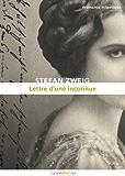 Lettre d'une inconnue (Les Plus beaux romans d'amour en numérique)