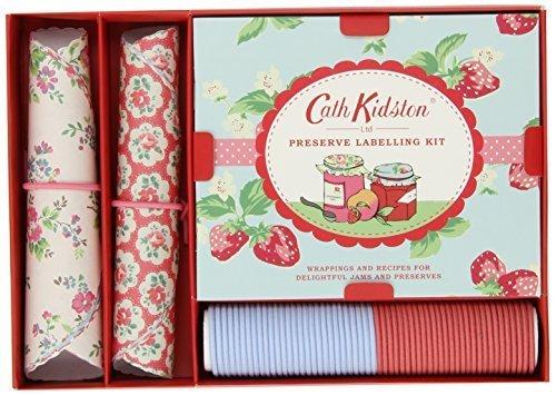 Cath Kidston Preserve Labelling Kit by Cath Kidston (2011-07-01)