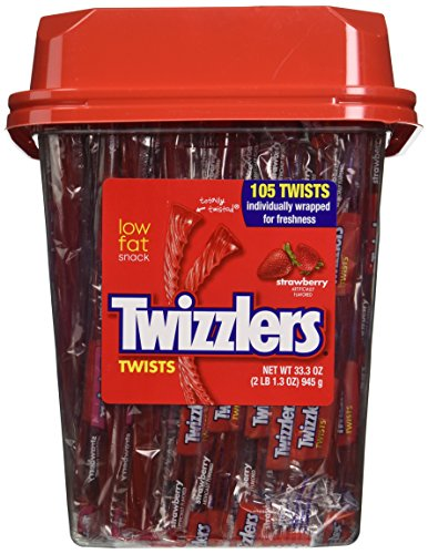 strawberry-twizzlers-licorice-individually-wrapped-2lb-tub-sold-as-1-each