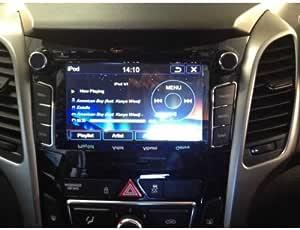 Hyundai I30 Premium Navigation Multimedia System Auto