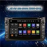"""Autoradio Krando ANDROID 7.1 7"""" 2G+16G ANDROID CAR DVD RADIO PER KIA CEED 2006-2012 AUTORADIO WITH GPS BLUETOOTH MIRROR LINK"""