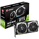MSI GeForce RTX 2060 Gaming 6G (6 Go GDDR6/PCI Express 3.0/1710 MHz/14000 MHz)