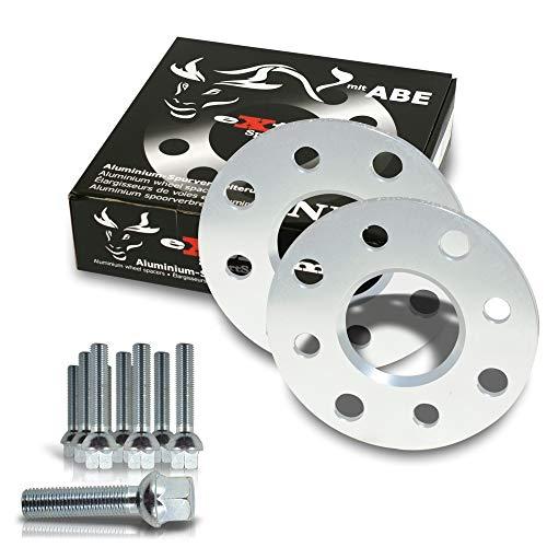 NJT eXtrem 790519 Spurverbreiterung Set 10mm inkl. Radschrauben