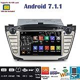 Android 7.14g LTE GPS DVD USB SD Wlan Autoradio 2Din NAVI Hyundai ix35/Hyundai Tucson 2009, 2010, 2011, 2012, 2013, 2014