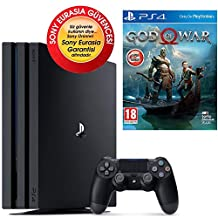 SONY PS4 PRO 1TB EURASİA KONSOL + PS4 GOD OF WAR