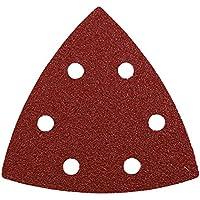 100 Bl K180 Klett Prio Schleifscheiben 105x152 mm 11-Loch Schleifpapier Dreieckschleifpapier Delta trennbar