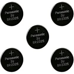 Panasonic LITHIUM - Coin Type - non-rechargeable batteries (Nickel-Oxyhydroxide (NiOx), BR 2325)