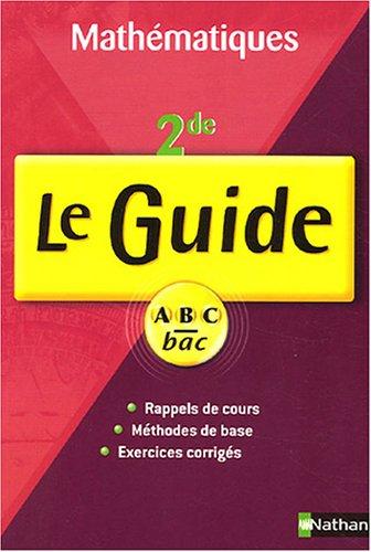 Mathématiques 2e par Jean-Luc Dianoux, Muriel Dorembus