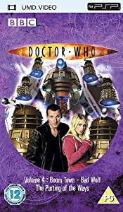 Doctor Who - The New Series: 1 - Volume 4 [UMD Mini for PSP]