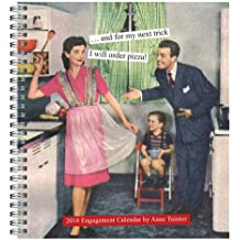 2018 Engagement Calendar: Anne Taintor (Calendars 2018)