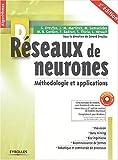 Image de Réseaux de neurones (1 livre + 1CD-Rom) : Méthodologie et applications