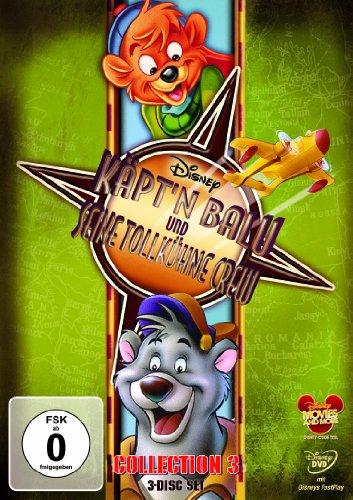 Käpt'n Balu und seine tollkühne Crew - Collection 3 [3 DVDs] -