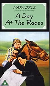 The Marx Brothers: A Day At The Races [VHS]