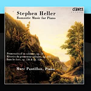 Stephen Heller: Romantic Music for Piano
