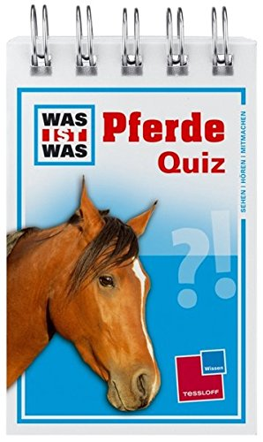 Pferde (Was-ist-was-Quizblöcke)