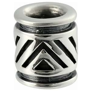 The Hobbit Jewelry Unisex-Bead Zwerg Bofur 925 Sterling Silber 19010004