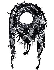 Superfreak® Palituch mit Sterne-Muster°PLO Schal°100x100 cm°Pali Palästinenser Arafat Tuch°100% Baumwolle – alle Farben!!!