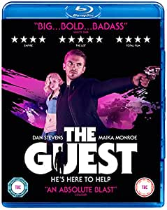 The Guest [Blu-ray] [2014]