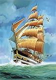 Puzzle 1500 Teile - Segelschiff