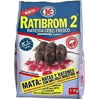 RATIBROM 2 – Raticida veneno con