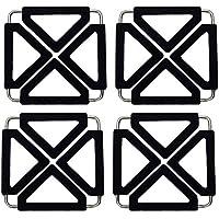 Silicone Tapis de Table Dessous de Plat Support Coussinets Réglable Ajustable pour Cuisine