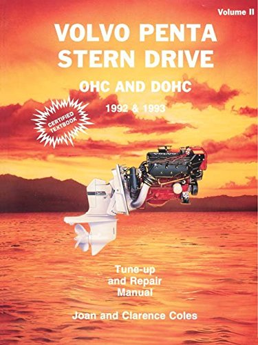 [(Volvo Penta Stern Drive: (1992 and 1993) v. 2)] [By (author) Clarence Coles ] published on (May, 1999)
