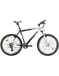 """Allcarter MARLIN Bicicleta Mountain Bike 26"""" ,Alluminio telaio / Altezza 48 cm / , Shimano 24 cambios"""