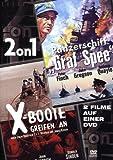 Panzerschiff Graf Spee / X-Boote greifen an [2 DVDs]