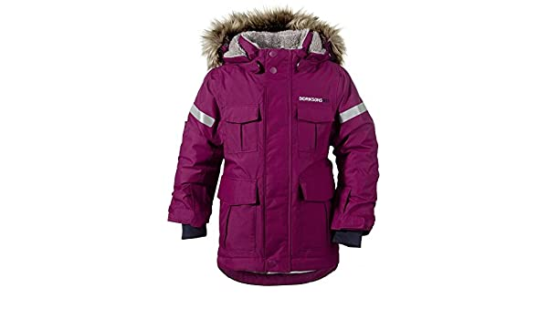b2724e41f588 Didriksons 1913 Kids Nokosi Parka  Amazon.co.uk  Sports   Outdoors