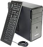 Zoostorm 7877-0295 Business PC (Intel Core Quad Core i5-3330 3.0GHz, 8GB DDR3, 1TB SATA HDD, DVDRW, Windows 7 Professional) - Silver