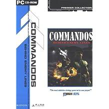 Commandos: Behind Enemy Lines (PC CD) [Importación Inglesa]