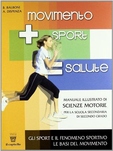 Movimento sport salute. Vol. 1-2. Con quaderno. Per le Scuole superiori