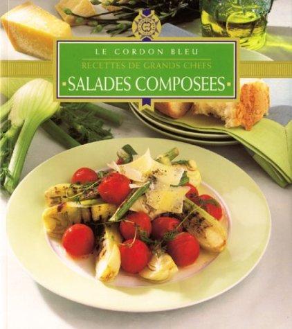 Le cordon bleu : Salades composées