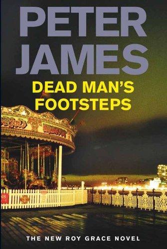 By Peter James - Dead Man's Footsteps (Reprint) par Peter James